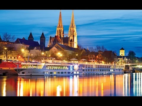 Uniworld River Cruises in Europe - Unravel Travel TV
