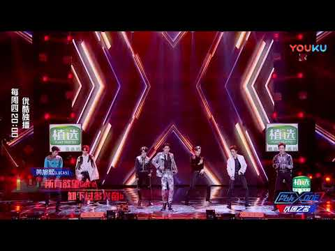 190214 WayV《理所当然》'Regular' First Live Stage @All For One