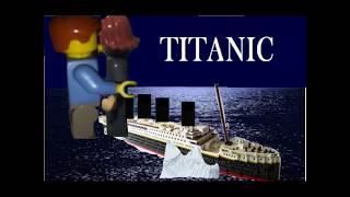 Rytp на трейлер титаника  от Lego Vdoma