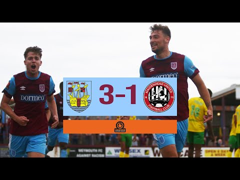 Weymouth Maidenhead Goals And Highlights