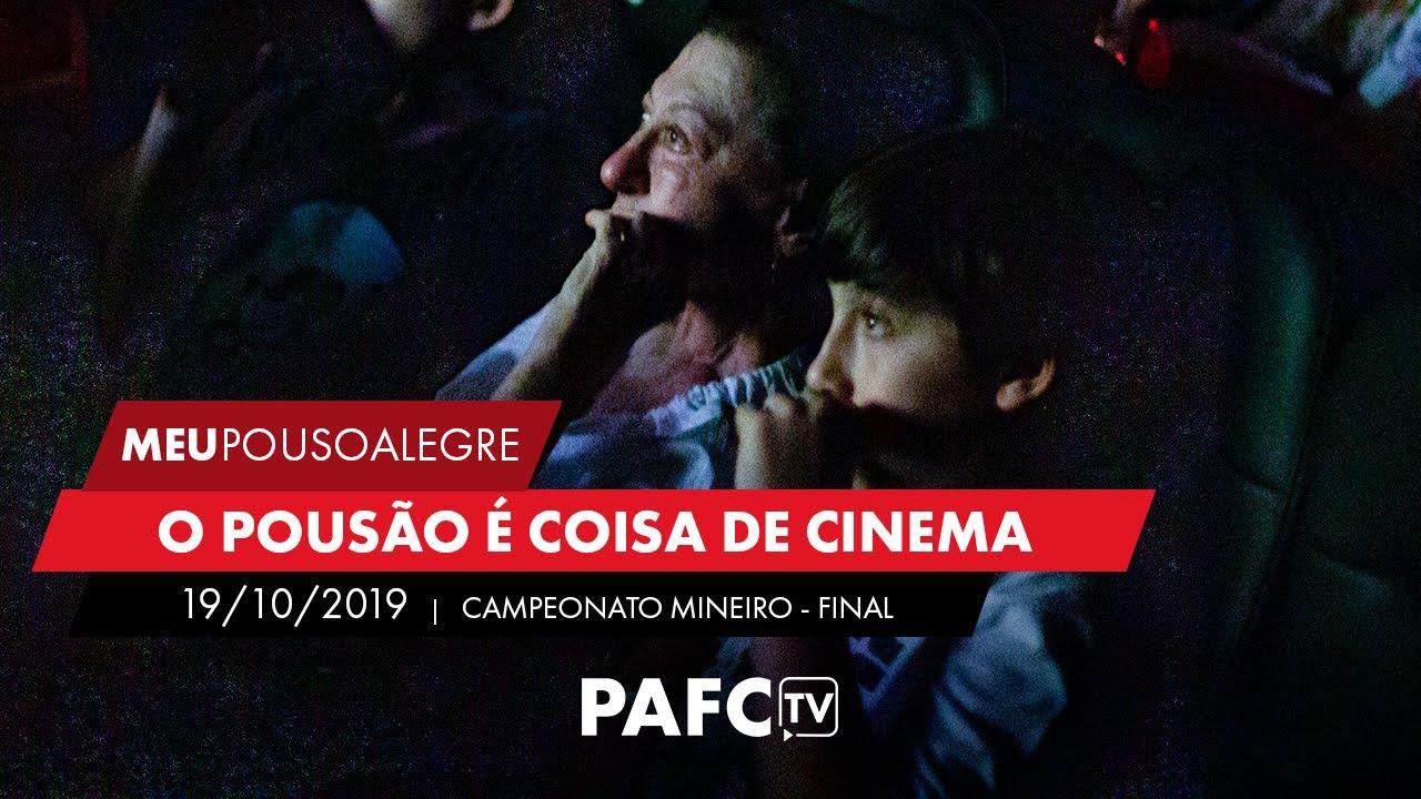 🐲🔴⚫️ | MEUPOUSOALEGRE | O Pousão é coisa de Cinema | Campeonato Mineiro 2019 - Final
