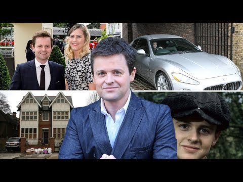 Declan Donnelly || Net Worth - House - Cars - Wife - Family - Bio - Lifestyle - Salary - 2017
