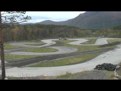 C-Finale Damer Bardu 17-18.09.2011
