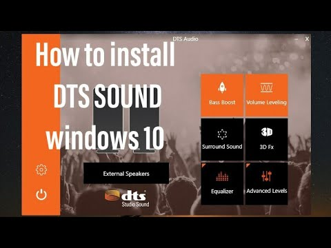 DTS Sound For Windows 10 || DTS:X Ultra || DTS Sound Official App For Free  Windows 10 || dts sound