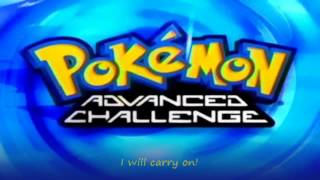 This Dream - Theme from Pokémon Advanced Challenge [LYRICS]