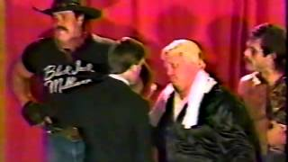 Bruiser Brody vs Rick Rude 5/19/86 Ft Worth plus PROMOS