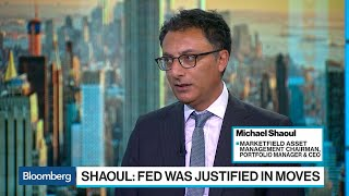No Sign Fed Did Any Damage to U.S. Economy, Marketfield's Shaoul Says