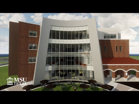 Construction Tour Of The Health Sciences And Human Services Building