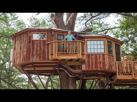 Treehouse Utopia: The Finish Line