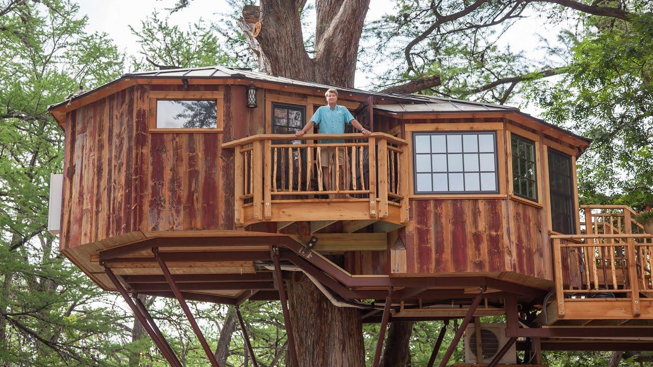 Treehouse Utopia The Finish Line