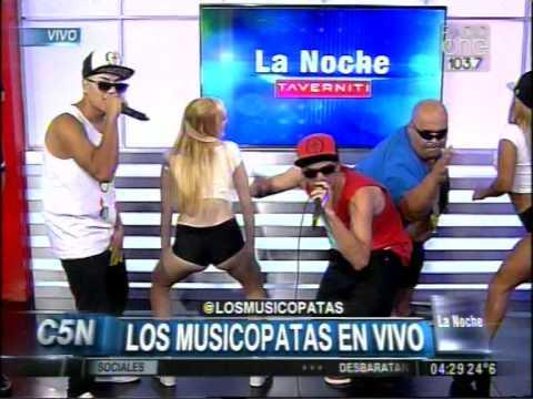 C5N - LA NOCHE: LOS MUSICOPATAS EN VIVO