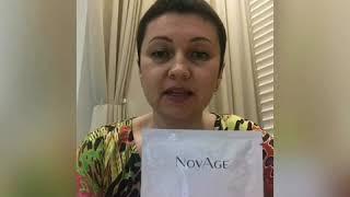 Тканевая маска для лица NovAge