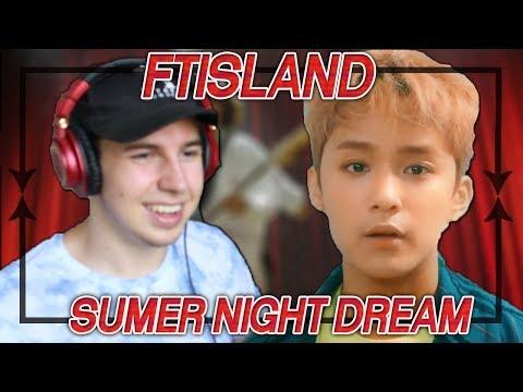 Music Critic Reacts to FTISLAND - Summer Night's Dream MV