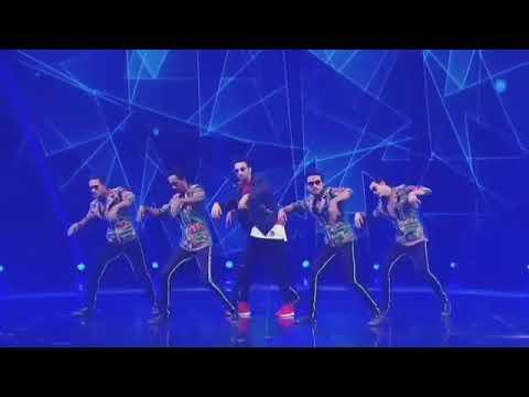Raghav Juyal with Mj5 Dance music beat main diwana original video