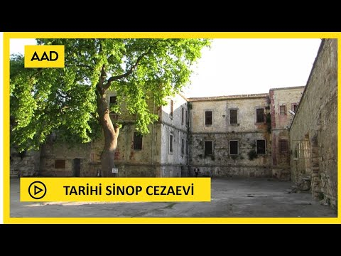 TARİHİ SİNOP CEZAEVİ (Historical Sinop Prison) HD1080 ...