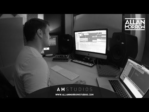 AM Studios - How to make Trance Plucks, Acids, Melody, Pads, Fx, Percussion & Mixdown