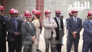 أزيد من 50 سفيرا معتمدا في الجزائر يزورون مشروع  مسجد الجزائر الأعظم