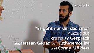 """Ein Araber über arabische """"Flüchtlinge"""" und deutsche Frauen"""