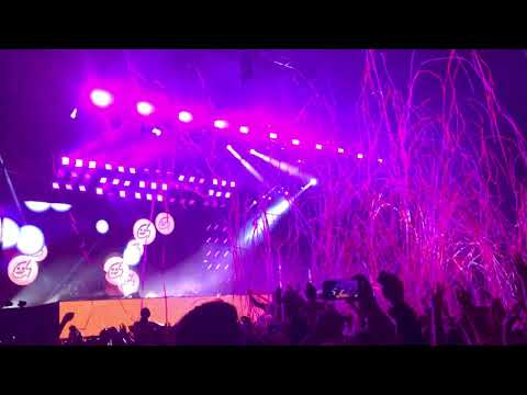 The Chainsmokers - Paris & Something Just Like This @ Sydney Showground 21/10/17