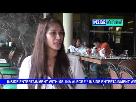 Inside Entertainment with Ina Alegre