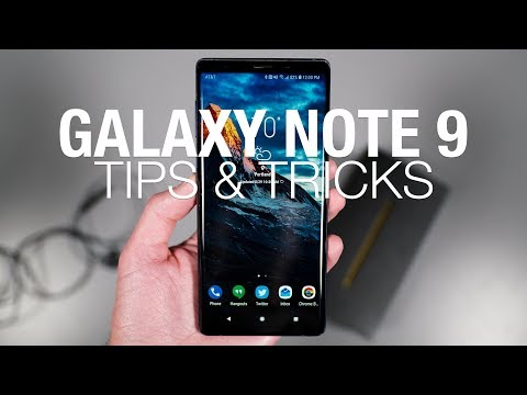 20+ Galaxy Note 9 Tips and Tricks!