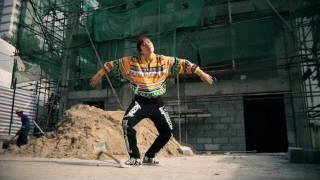 FUNKY LIA Korea Popping in Beijing China Keep on Dancing | YAK FILMS x Lia Kim