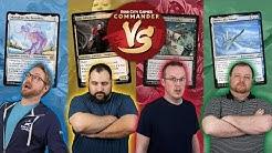 Commander VS S19E8: Morophon VS Anje VS Shirei VS Yorion | EDH
