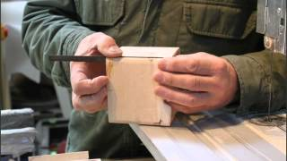 Bandsaw Box In One Minute