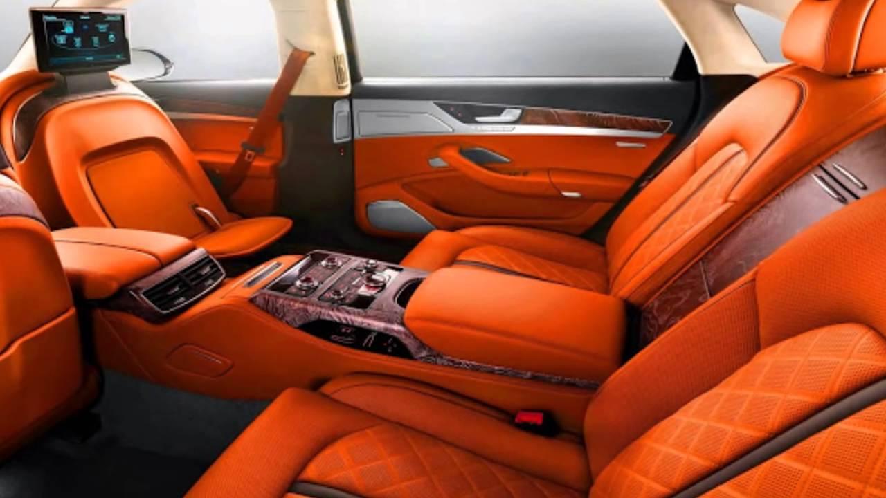 Audi A8 L W12 Quattro Exclusive Concept 2014 6 3 500 Cv