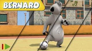 Bernard Bear | Zusammenstellung von Folgen | Hallenfußball