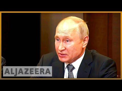 🇷🇺 🇺🇸 Putin