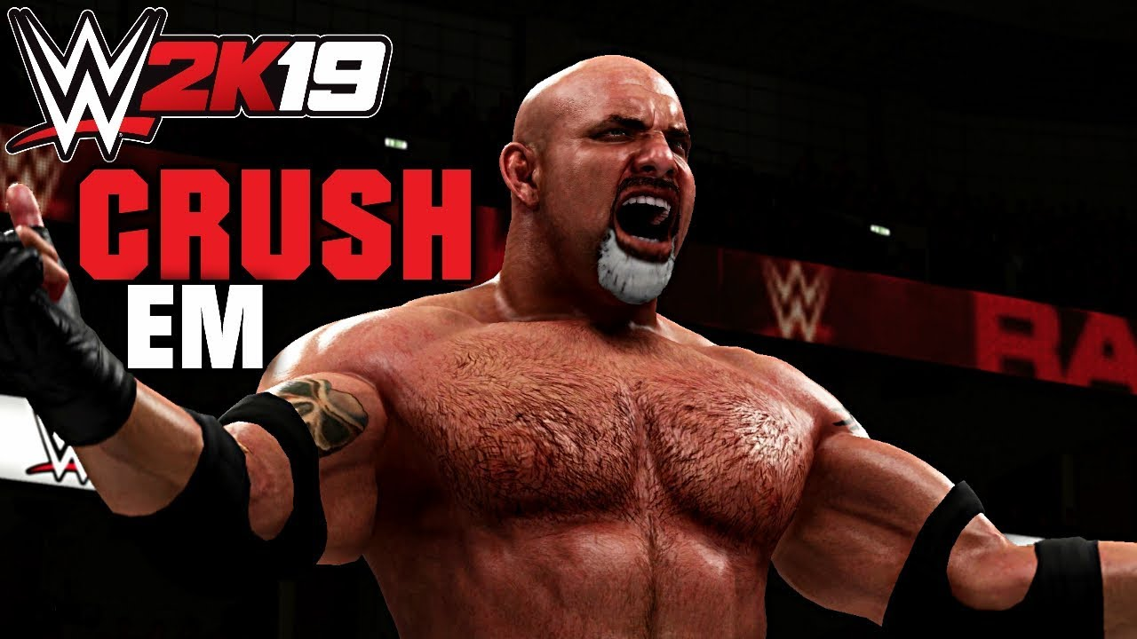 Download Goldberg briefly used this theme song in WCW..    #OneMoreStreak   WWE 2K19 PC