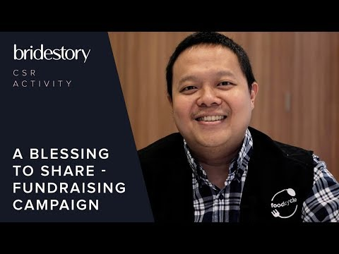 Cover Lagu A Blessing to Share - Fundraising Campaign HITSLAGU