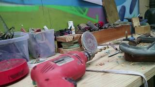 Download Video JUNKCREATION - Make a Wooden Drip tip Atomizer from Recycle Skateboard MP3 3GP MP4