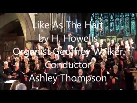 Like as the Hart by Herbert Howells