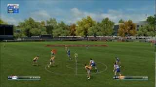 AFL Live PC Gameplay