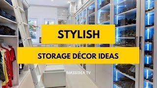75+ Best Stylish Storage Furniture Decor Ideas in 2018