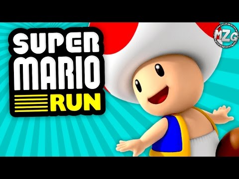 Toad Unlocked! World 1 Completed! - Super Mario Run Android Gameplay - Episode 2