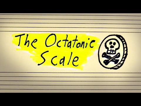 Pieces Of Eight: Mysteries Of The Octatonic Scale