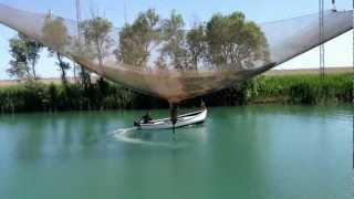 la bilancia di bepi fishing in italy like 40 years ago few km from lignano