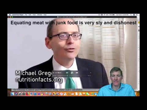 Top vegans bash low-carb diets but don't tell you the full story and other misinfo..
