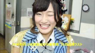 NMB48の上枝恵美加(22)が7月31日にグループ活動を終え、卒...