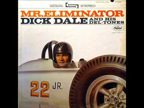Dick Dale And His Del-Tones - Blond In The 406