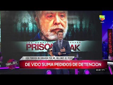 """""""Intratables"""" con Santiago del Moro (Parte 2 HD) - 20/10/17"""