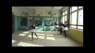 Моё хобби-хореография