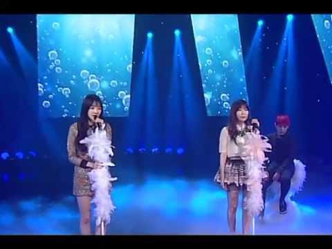 130421 Davichi - Be Warmed (feat. 차쿤 of Electroboyz)