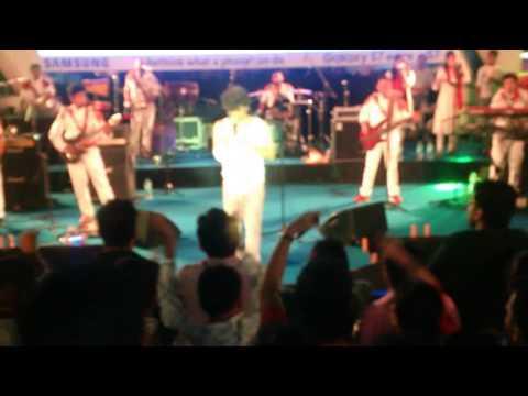 Euphoria band Concert at Cyber Hub.