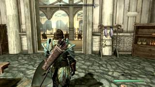 The Elder Scrolls V: Skyrim - Part 22 - Эбонитовый клинок