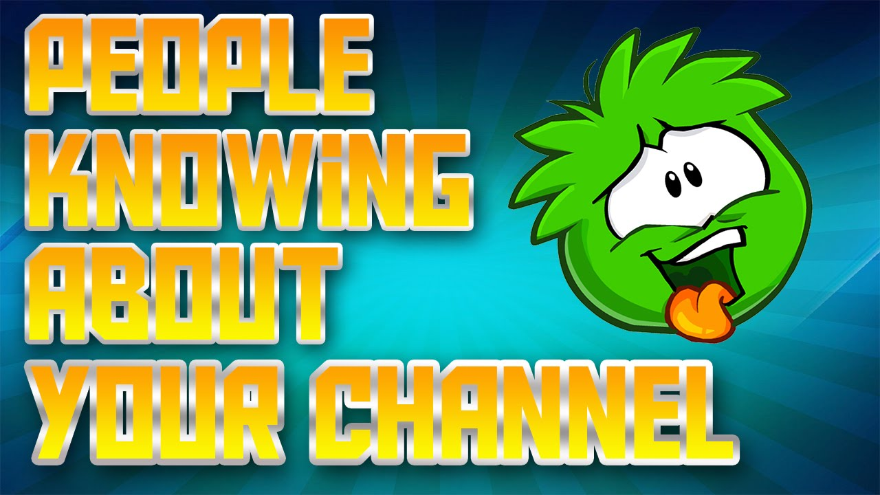 Download People Knowing About Your YouTube Channel! Dual Comm w/ VOLOX