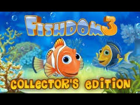 Hướng dẫn tải game Fishdom 3 Collectors Edition + Crack pc